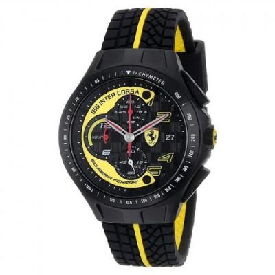 Orologio Uomo Ferrari Cronografo Race day FER0830078