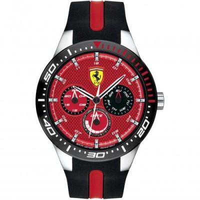 Orologio Uomo Ferrari Multifunzione Redrev t FER0830588