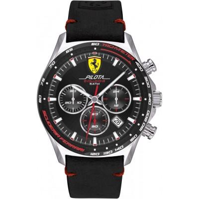 Orologio Uomo Ferrari Cronografo Pilota evo FER0830710