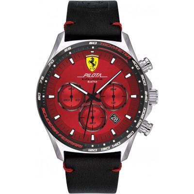 Orologio Uomo Ferrari Cronografo Pilota evo FER0830713