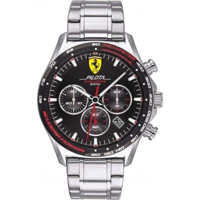 Orologio Uomo Ferrari Cronografo Pilota evo FER0830714