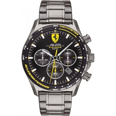 Orologio Uomo Ferrari Cronografo Pilota evo FER0830715