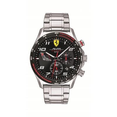 Orologio Uomo Ferrari Cronografo Pilota evo FER0830720