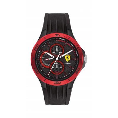 Orologio Uomo Ferrari Multifunzione Pista FER0830721