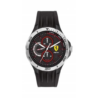 Orologio Uomo Ferrari Multifunzione Pista FER0830722