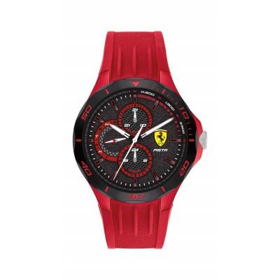 Orologio Uomo Ferrari Multifunzione Pista FER0830723