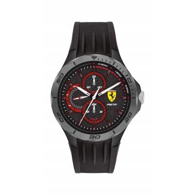 Orologio Uomo Ferrari Multifunzione Pista FER0830725