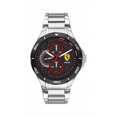 Orologio Uomo Ferrari Multifunzione Pista FER0830726