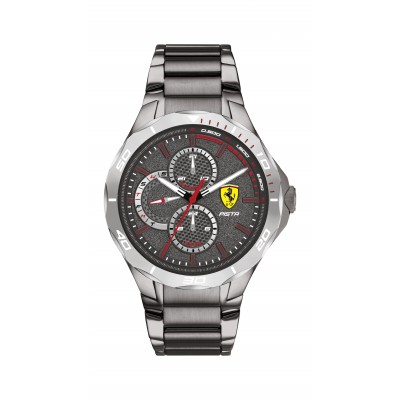 Orologio Uomo Ferrari Multifunzione Pista FER0830760