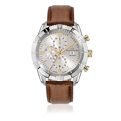 Orologio Uomo Lucien rochat Cronografo Krab R0471603005