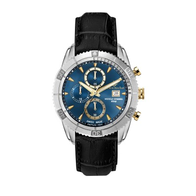 Orologio Uomo Lucien rochat Cronografo Krab R0471603007
