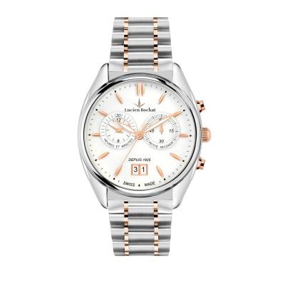 Orologio Uomo Lucien rochat Cronografo Lunel R0473610004