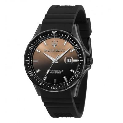 Orologio Uomo Maserati Tempo e data Sfida R8851140001