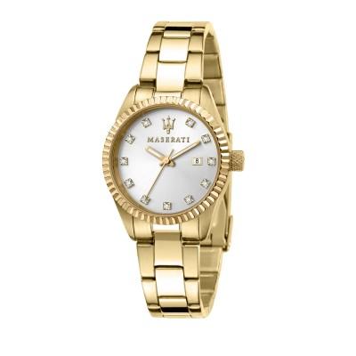 Orologio Donna Maserati Tempo e data Competizione R8853100506