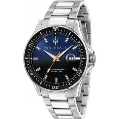 Orologio Uomo Maserati Tempo e data Sfida R8853140001