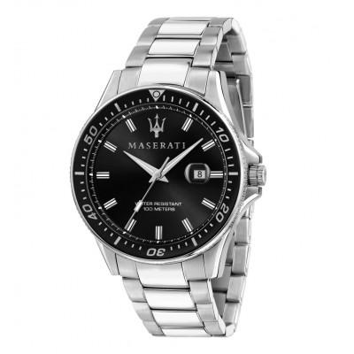 Orologio Uomo Maserati Tempo e data Sfida R8853140002