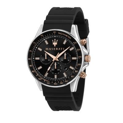 Orologio Uomo Maserati Cronografo Sfida R8871640002