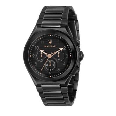 Orologio Uomo Maserati Cronografo Triconic R8873639003