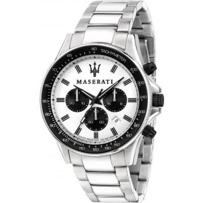 Orologio Uomo Maserati Cronografo Sfida R8873640003