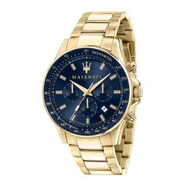 Orologio Uomo Maserati Cronografo Sfida R8873640008