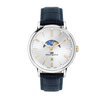 Orologio Uomo Philip Watch Fasi Lunari Truman R8251595001