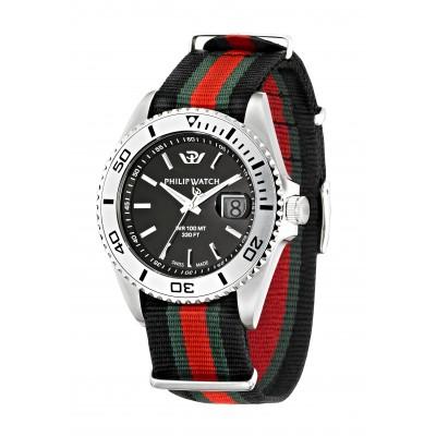 Orologio Uomo Philip Watch Caribe R8251597002