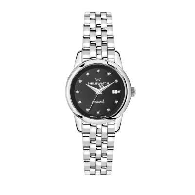 Orologio Donna Philip watch Tempo e data Anniversary R8253150501
