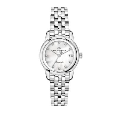 Orologio Donna Philip watch Tempo e data Anniversary R8253150505