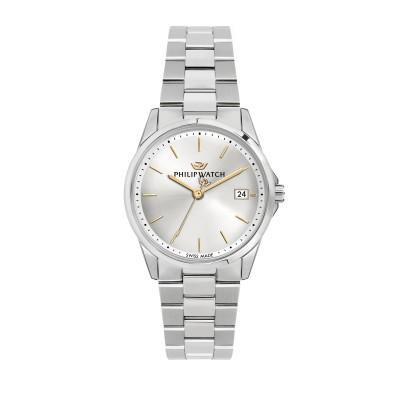 Orologio Donna Philip watch Tempo e data Capetown R8253212504