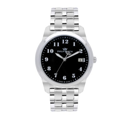 Orologio Uomo Philip watch Tempo e data Timeless R8253495003