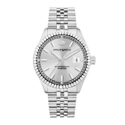 Orologio Uomo Philip Watch Tempo e Data Caribe R8253597037