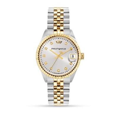 Orologio Donna Philip watch Tempo e data Caribe R8253597526