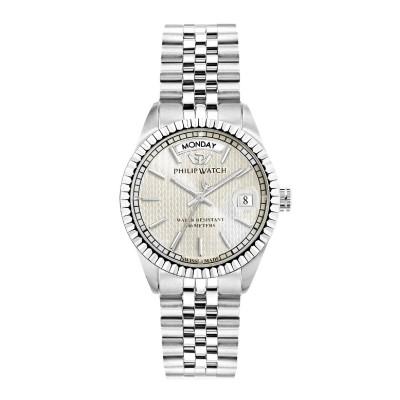 Orologio Donna Philip watch Tempo e data Caribe R8253597530
