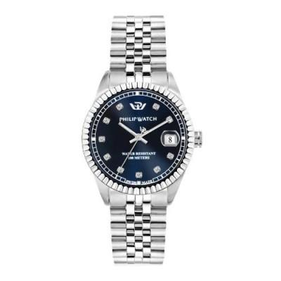 Orologio Donna Philip watch Tempo e data Caribe R8253597536