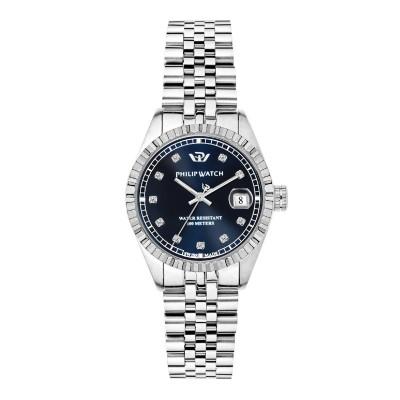 Orologio Donna Philip watch Tempo e data Caribe R8253597537
