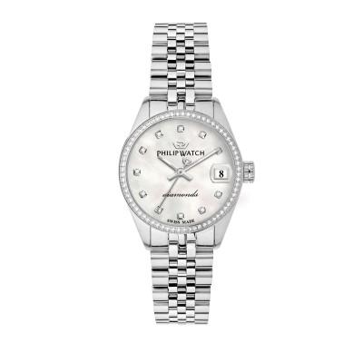 Orologio Donna Philip watch Tempo e data Caribe R8253597545