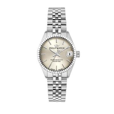 Orologio Donna Philip watch Tempo e data Caribe R8253597548