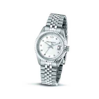 Orologio Donna Philip watch Tempo e data Caribe R8253597564