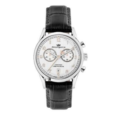 Orologio Uomo Philip watch Tempo e data Sunray R8271908006