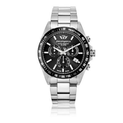 Orologio Uomo Philip watch Cronografo Caribe R8273607002