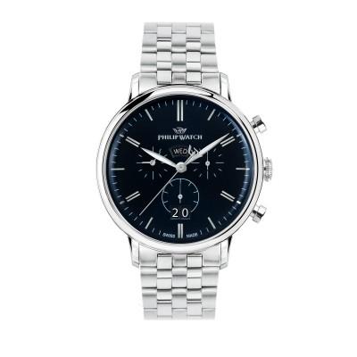 Orologio Uomo Philip watch Cronografo Truman R8273695003