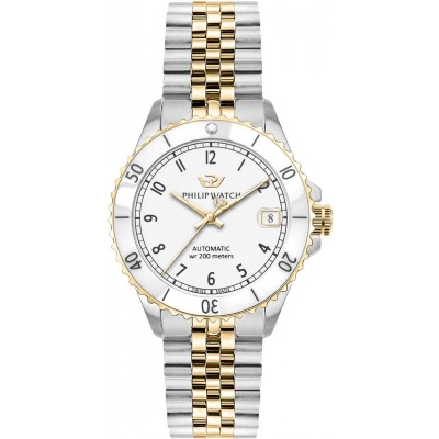 Orologio Donna Philip watch Tempo e data Caribe R8223216502