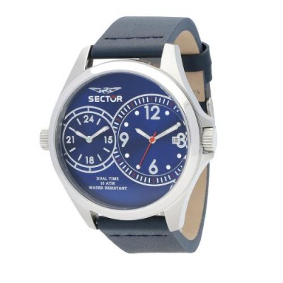 Orologio Uomo Sector Dual Time 180 R3251180015