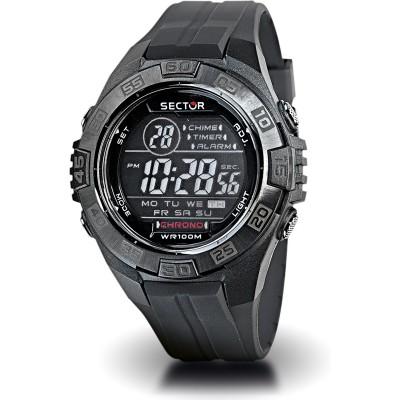 Orologio Uomo Sector Cronografo, Digitale Street Fashion R3251372215