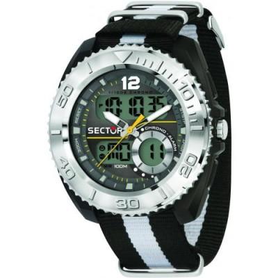 Orologio Uomo Sector Solo tempo, digitale Ex-99 R3251521004