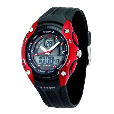 Orologio Uomo Sector Digitale Street Fashion R3251574002