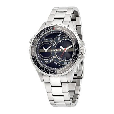 Orologio Uomo Sector Dual Time 235 R3253161004