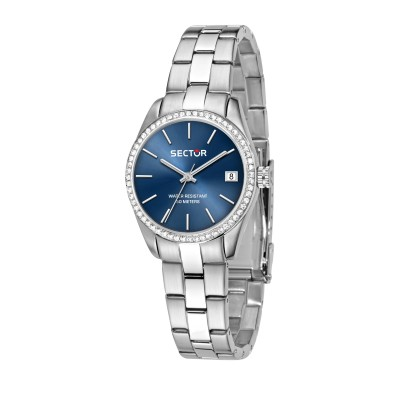 Orologio Donna Sector Tempo e data 240 R3253240505