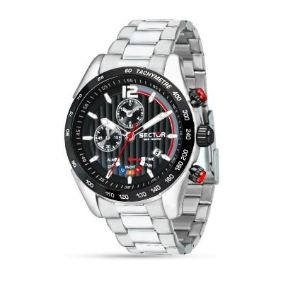 Orologio Uomo Sector Cronografo, multifunzione 330 R3273794009
