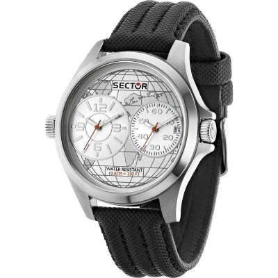 Orologio Sector Uomo Dual Time R3251290004